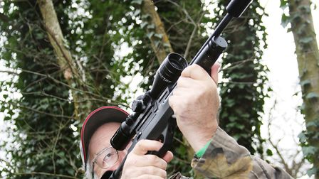 The Webley Eclipse 12 is a go-anywhere sporter.