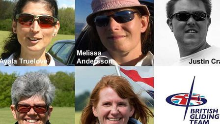 Team GB for the WWGC 2020