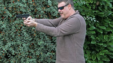 """""""With its heavy metal slide, powerful blow-back and all-in-one magazine the Glock 17 promised hours"""