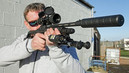 The RP5 Carbine outperformed Daves expectations