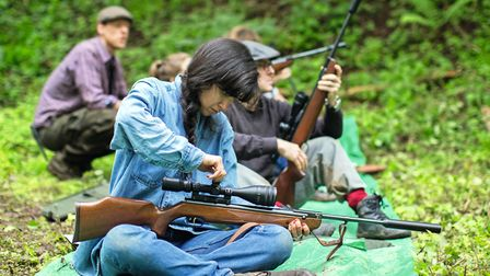 Competition shooting requires self discipline