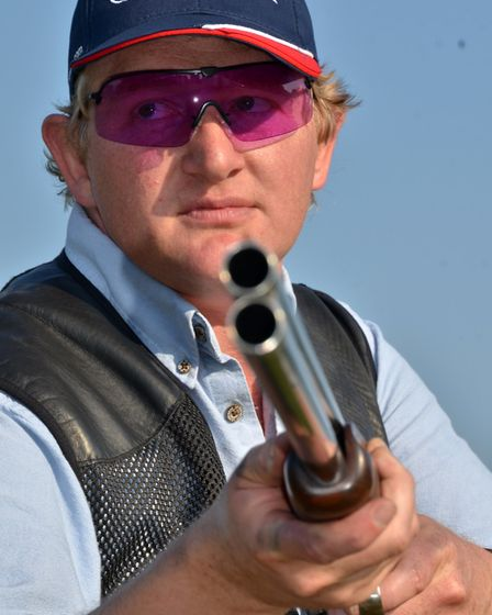 World Champion Richard Bunning would continue shooting if there was a switch