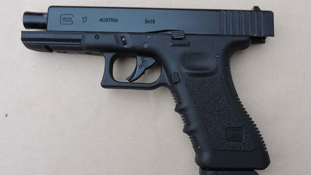 The Glock 17 'Gen 3' BB variant is fully Glock-branded and simply begs to be picked up and shot.