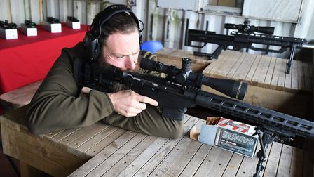 21. Ruger Precision Rifle in 308 Winchester