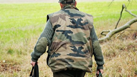 Get the timing right and your rifle and a few decoys is all you need to carry PLACE EARLY