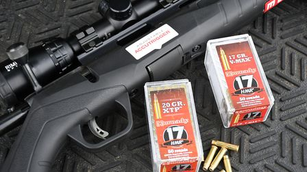 6. Yet again, Hornady's 20gr XTP pipped the V-Max for consistency and accuracy on target from the sa