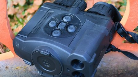 1. Pulsar Accolade XP50 LRF Thermal Binoculars now feature a laser rangefinder capable of +/- 1m acc