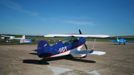 Pitts S-2B (c) Ben Fitzgerald-O'Connor, Flickr (CC BY 2.0)