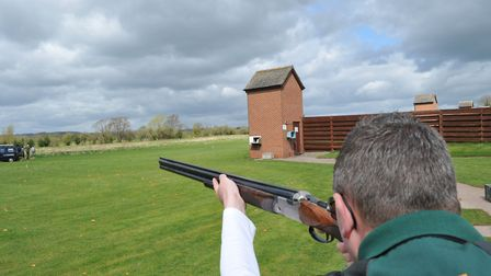 You can have a bit of fun seeing how late or early you can shoot the low house bird