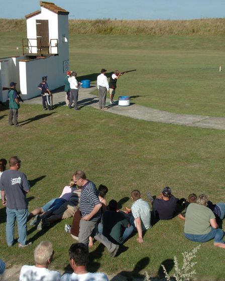 The seven stations in a round of English Skeet can be used to replicate all manner of game-shooting