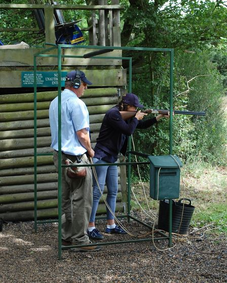 """Mix up your practice sessions and don't just shoot the same target repetitively, even if it's a """"pro"""
