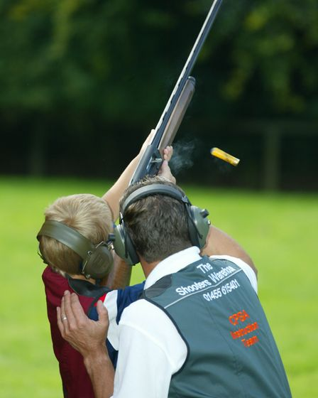 Using the right gun and cartridge is essential