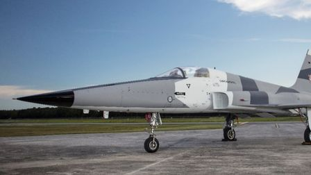 Simulating bandits, G3000-equipped F-5s will be used in US Navy adversary training