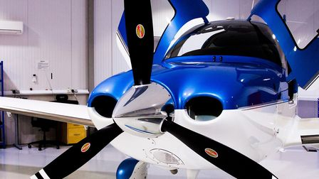 Cavendish Aviation and Aircraft Servicing Guernsey join to offer Aerocoat process from the island