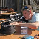 Dave spent a good two hours on the range testing this scope initially.