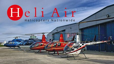 Heli Air Helicopter Training