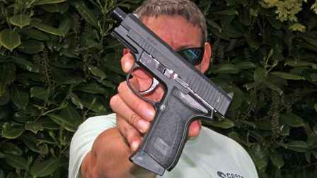 It packs a real punch for such a tiny pistol