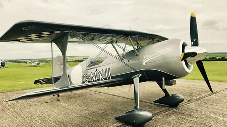 Finished Pitts Old Sarum