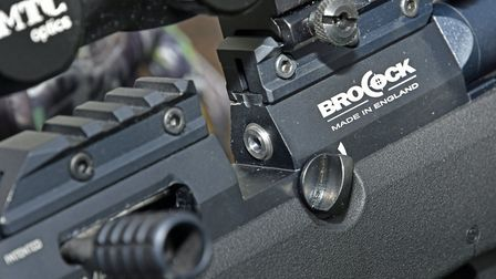 The breech and magazine system is faultless and very easy to operate