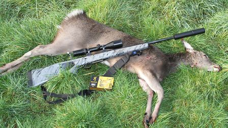 B8 A Sika dropped instantly to a well placed BXR round further cementing the BXR as a good all roun