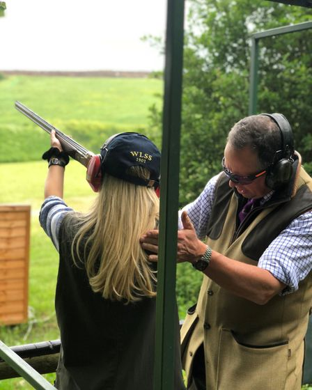 If you feel a little rusty, or you are a fairly novice shooter, get some lessons in before the start