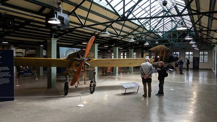 Hangar Two: 'WWI in the Air'
