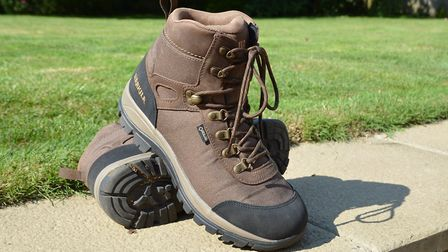 This is a good-looking boot that oozes high quality.