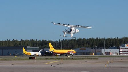 U-space piloted air taxi flight successfully completes final demonstration