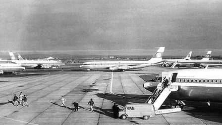 Shannon Airport 1960s
