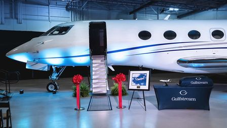 First G600 delivery