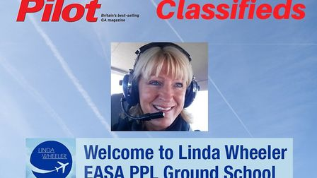One-day IMC course with Linda Wheeler Ground School available October 4