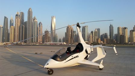 ArrowCopter AC-20