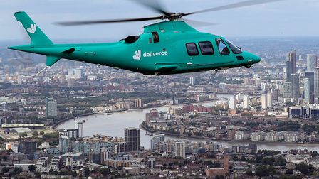 Deliveroo AW109