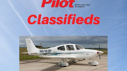 2 shares available in Cirrus 2004 SR20 G1 N8163P | £50,000 per share