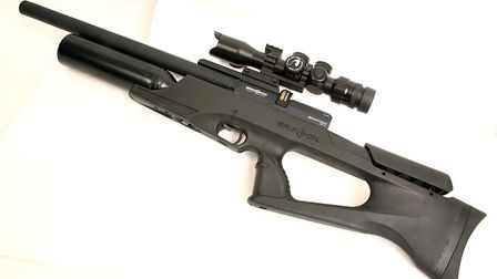 This Bantam MKII will do more than enough for the vast majority of sub-12 shooters.