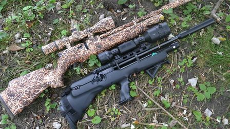 The thought and engineering that's gone into both rifles is superb!
