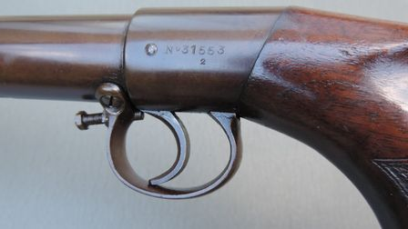 This trigger was considered pretty high tech back in the day.