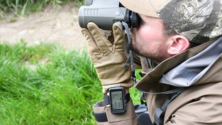 It's quite large for a `watch` but lightweight and built tough to military standards