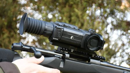 Modern electronic sights can be bulky so it's important to consider bolt function when they are adde