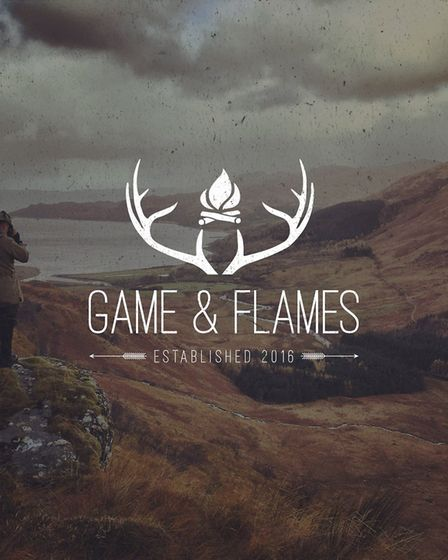 Cai's cookery business - Game and Flames - caters for private functions, corporate events, and runs