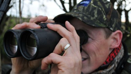quality optics should be able to withstand rainy conditions