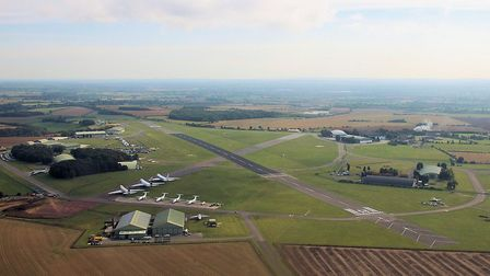 Cotswold Airport, Gloucestershire (c) Adrian Pingstone
