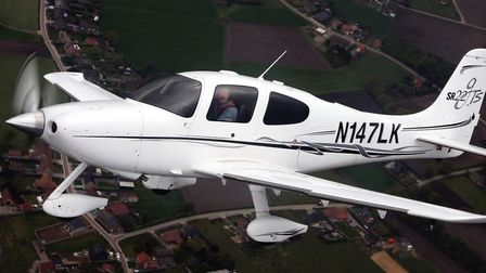 Shares available in 2006 Cirrus SR22 GTS