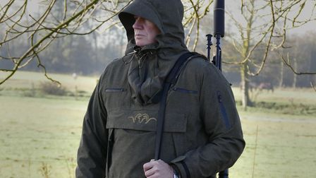 Not just a fashion statement, the Blaser stalking suite great design and excellent in all conditions