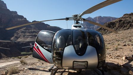 US helicopter fatality rate plateaus at half the 2001 figure
