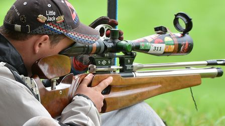 Field target scopes are hugely - and I do mean 'hugely' - specialised.