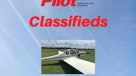 Shares available for 1984 Grob 109b motorglider | £11,900