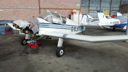 Jodel Mascaret D150 available for repair project or spares