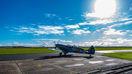 Spitfire PV202 (c) Rab Lawrence, Flickr (CC BY 2.0)
