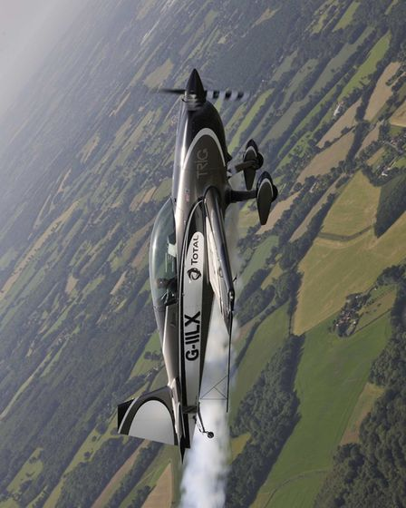 Applications now open for Ultimate Aerobatics scholarships